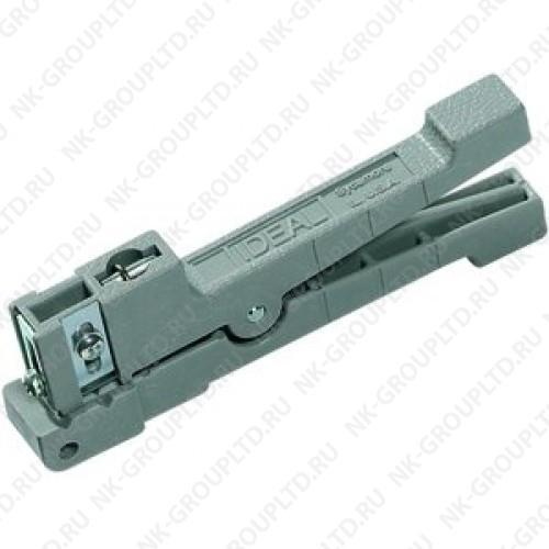 Стриппер — прищепка Ideal 45-162 до 3.2мм.