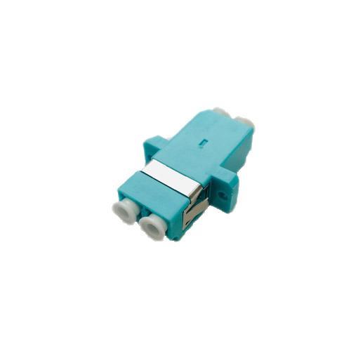 Розетка (адаптер) соединительная duplex LC/UPC-LC/UPC, MM (ОМ3)