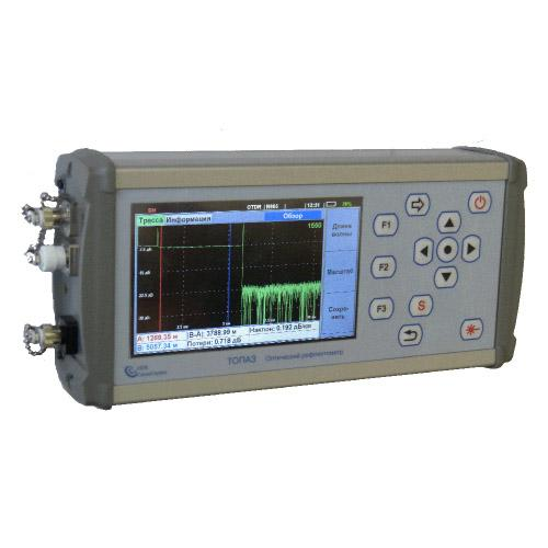 Оптический рефлектометр ТОПАЗ-9400-A-85-30-31-55-PMH