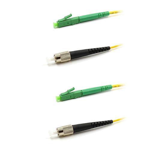 Патчкорд duplex FC/UPC-LC/APC, SM, 3м