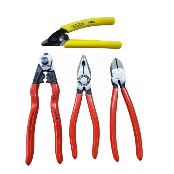 Комплект инструментов НИМ-25 KNIPEX