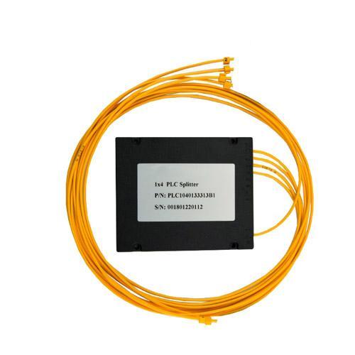 1х4, 3,0мм, Оптический планарный PLC разветвитель (сплитер), неоконцованный