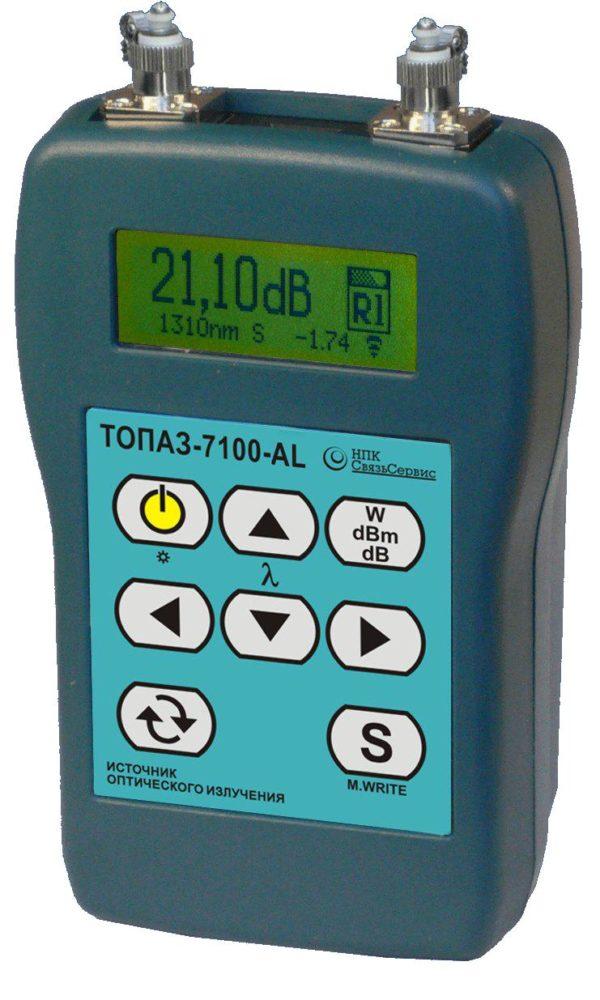 ORL-тестер ТОПАЗ-7106-АL