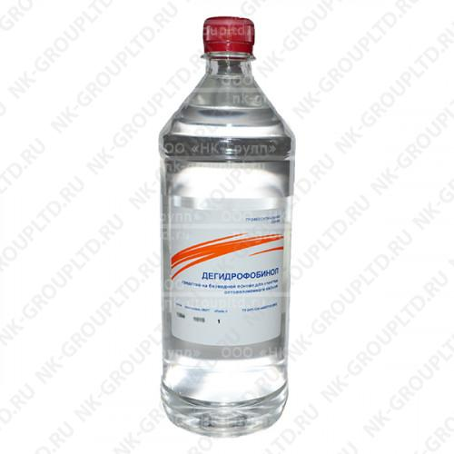 Жидкость для снятия гидрофобного заполнителя D'Gel, 1 л