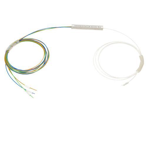 1х3, 0,9 мм, Оптический планарный PLC разветвитель (сплитер), неоконцованный