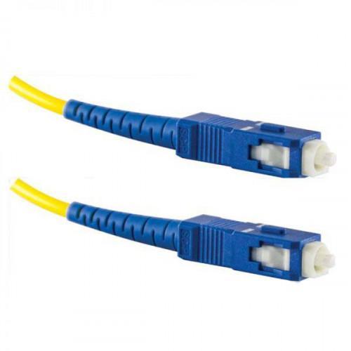 Патчкорд simplex SC/UPC-SC/UPC, SM, 1,5м