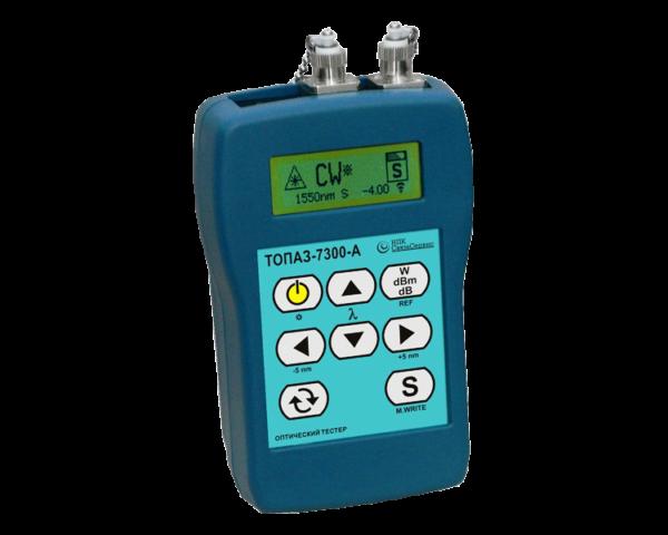 Многофункциональный оптический тестер ТОПАЗ-7312-АL