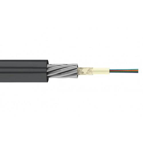 ТОС-П-04У-7кН (в броне из проволоки для прокладки в канализацию и грунт, центральная трубка, 4 волокна, 7 кН)