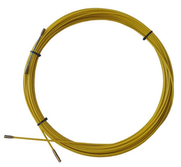 Мини-УЗК протяжка для кабеля(кондуктор)(В бухте), D=3,5 мм, L=3 метров
