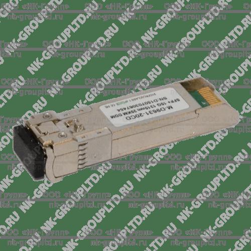 Модуль SFP+, 1310nm, 10Gb/s, разъем LC, SM, дальность до 40km, DDM