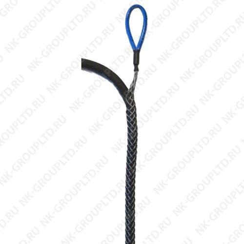 Поддерживающий кабельный чулок, ⌀10-20мм, L=400мм, 1 петля 20кН