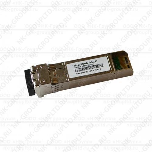 Модуль WDM SFP+,1330nm,10Gb/s, LC, SM, 20km 12db