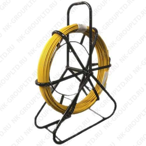Мини-УЗК протяжка для кабеля(На основании Single+кассета max), D=3,5 мм, L=50 метров