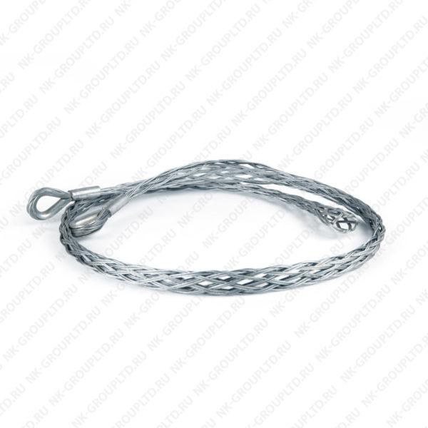 КЧС110/2 Кабельный чулок стандартный, удлиненный, ⌀95-110мм, L=1500мм, 2 петли 130кН
