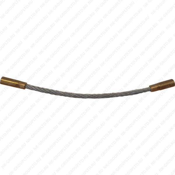 Соединитель 2-ух УЗК D=4,5 мм