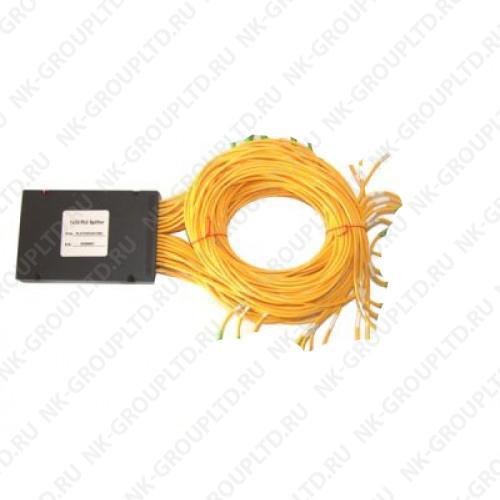1х16, 3,0мм, Оптический планарный PLC разветвитель (сплитер), неоконцованный