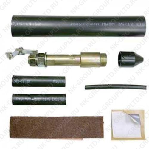 Комплект №4 для ввода ОК МТОК (с броней из стальных проволок)