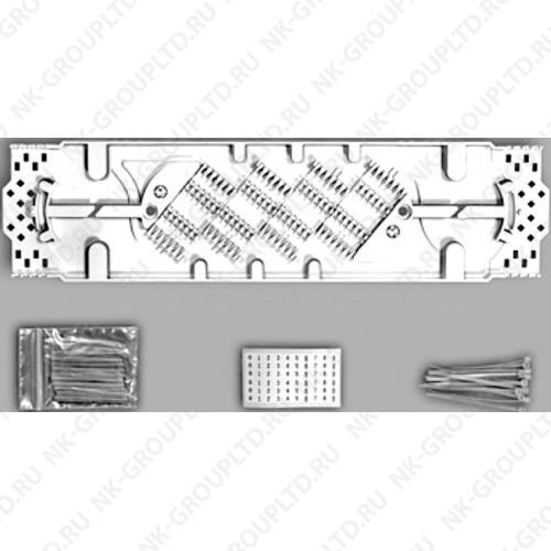 Комплект кассеты К48-4525 (стяжки, маркеры, КДЗС 50 шт.)