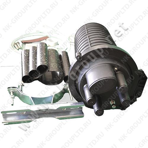 Муфта оптическая тупиковая GJS-7002 (24 волокна)