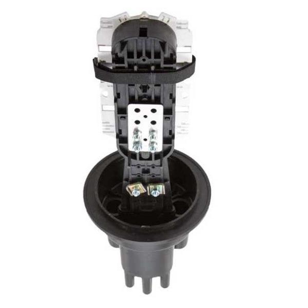Муфта оптическая МТОК-Г3/216-1КТ3645-К (фиксация ОК с помощью ТУТ)