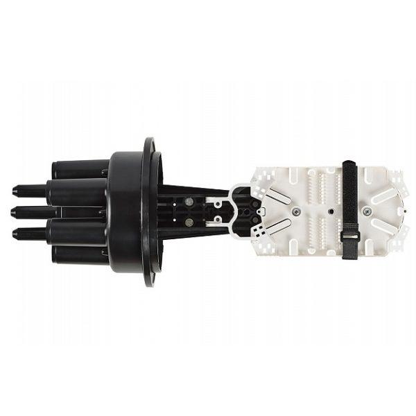 Муфта оптическая МТОК-В2/216-1КТ3645-К-44 (проволочная броня, транзит)