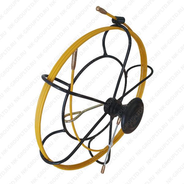 Мини-УЗК протяжка для кабеля(кондуктор)(В кассете Mini), D=3,5 мм, L=10 метров