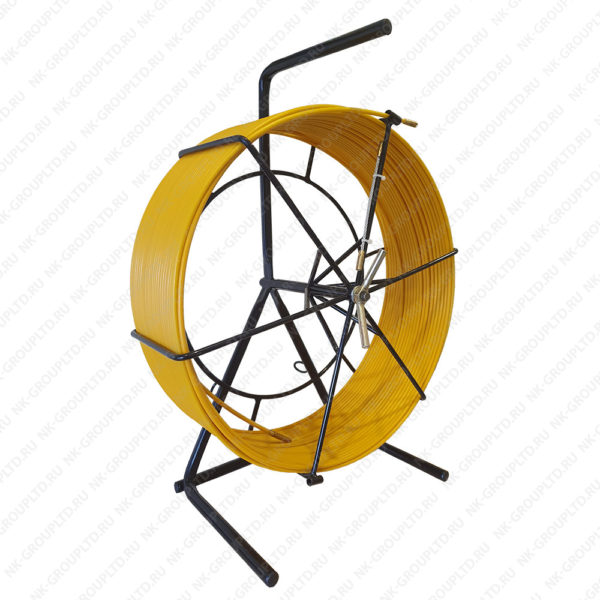 Мини-УЗК протяжка для кабеля(кондуктор), основание Medium D=6mm,Lm=150m