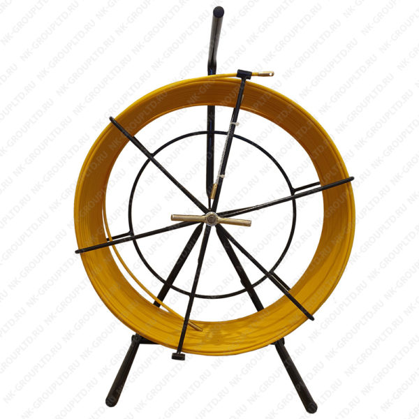 Мини-УЗК протяжка для кабеля(кондуктор), основание Medium (D=6mm, L=90m)
