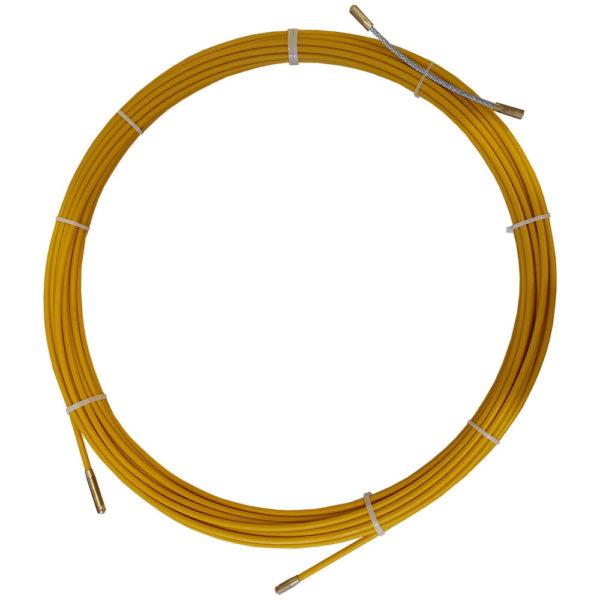 Мини-УЗК протяжка для кабеля(кондуктор)(В бухте), D=6 мм, Lm=120м